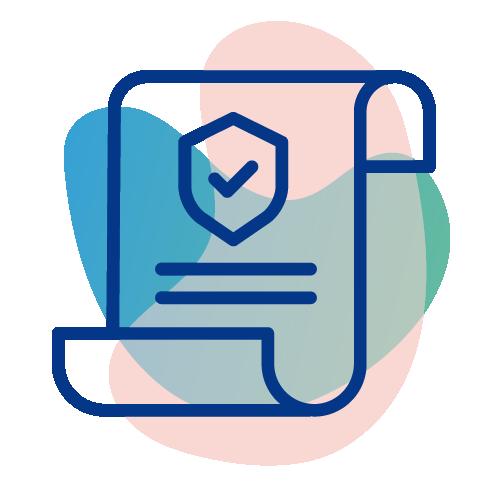 Próximamente nuestros documentos podrás ser almacenados de manera segura sobre tecnología Blockchain.