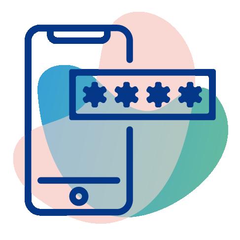 Ofrecemos la generación de claves temporales con validación vía EMAIL, SMS o llamada telefónica